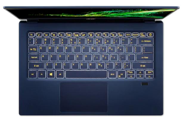 Laptop ultraportabil Acer Swift 5 SF514-54