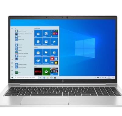 Laptop HP EliteBook 855 G7 cu procesor AMD Ryzen™ 7 PRO 4750U