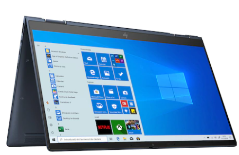 Laptop ultraportabil HP Elite Dragonfly