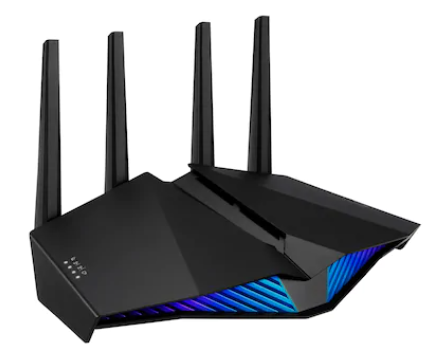 Router wireless gaming ASUS RT-AX82U, AX5400, Dual Band WiFi 6