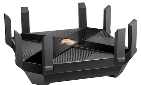 Router wireless Router wireless TP-Link Archer AX6000, 802.11ax, Wi-Fi 6, Dual-Band,, 802.11ax, Wi-Fi 6, Dual-Band,