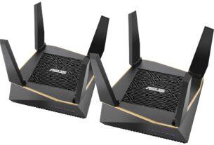 Sistem Wi-fi Asus AiMesh ax6100